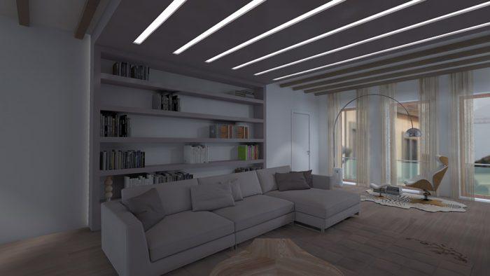 Abitazione Privata Treviso - Andrea Laudini Design