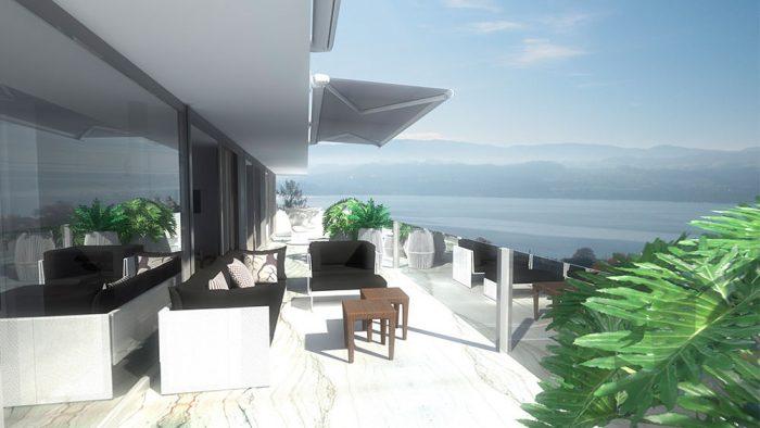 Appartamento privato Zurigo - Andrea Laudini Design