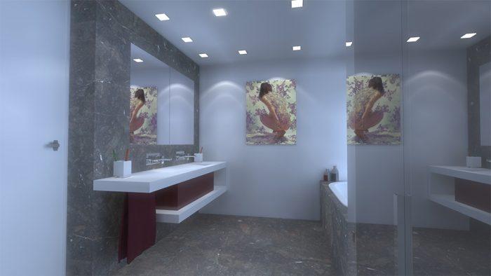 Appartamento Privato Zurigo - Andrea Luadini Design