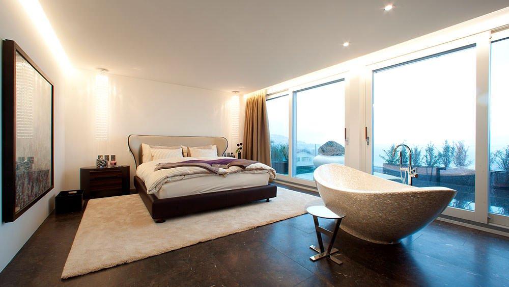 Camera da Letto Appartamento privato Zurigo - Andrea Laudini Design