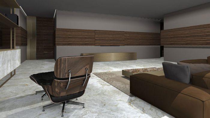 Living Torri Dubai - Andrea Laudini Design