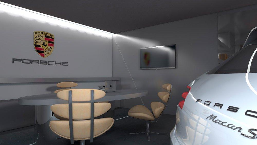 Porsche - Andrea Laudini Design