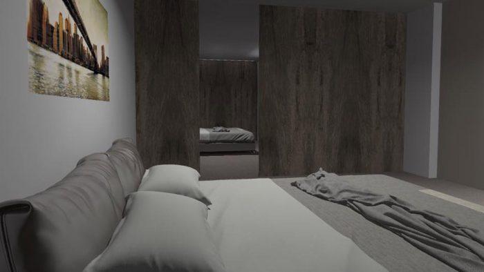 Camera da Letto Zurigo