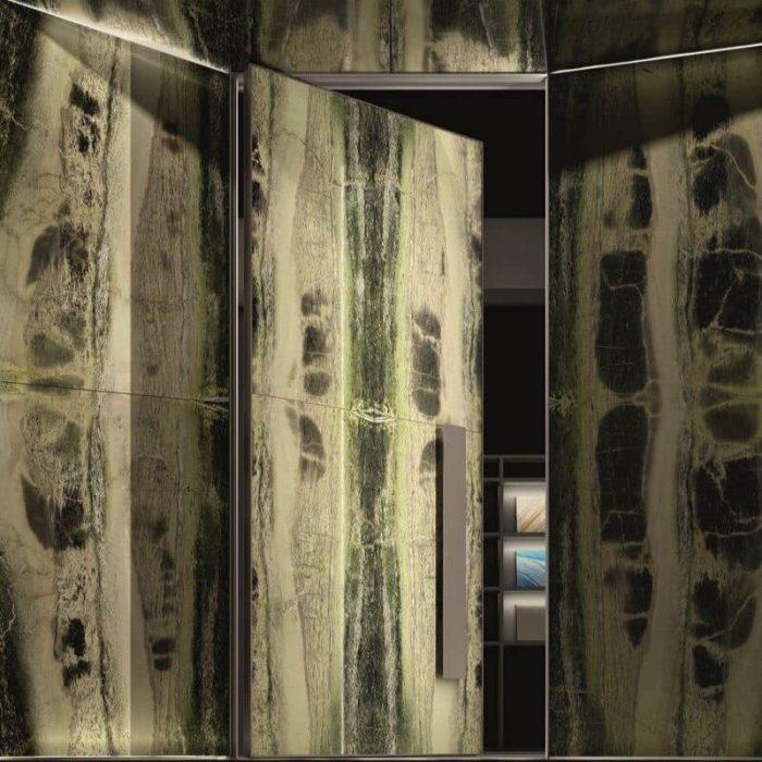 Oikos Architetture D'ingresso Cersaie Bologna